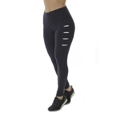 Calça Legging Fitness St Madame Cortes