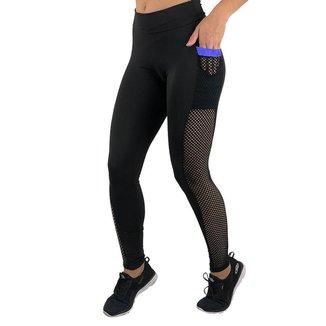 Calça Legging Fristyle Fitness Academia Com Bolso Feminina