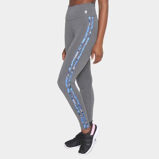 Calça Legging Gonew Neon Vibes Feminina