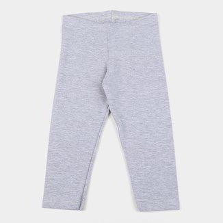 Calça Legging Infantil Elian Cotton Confort Feminina