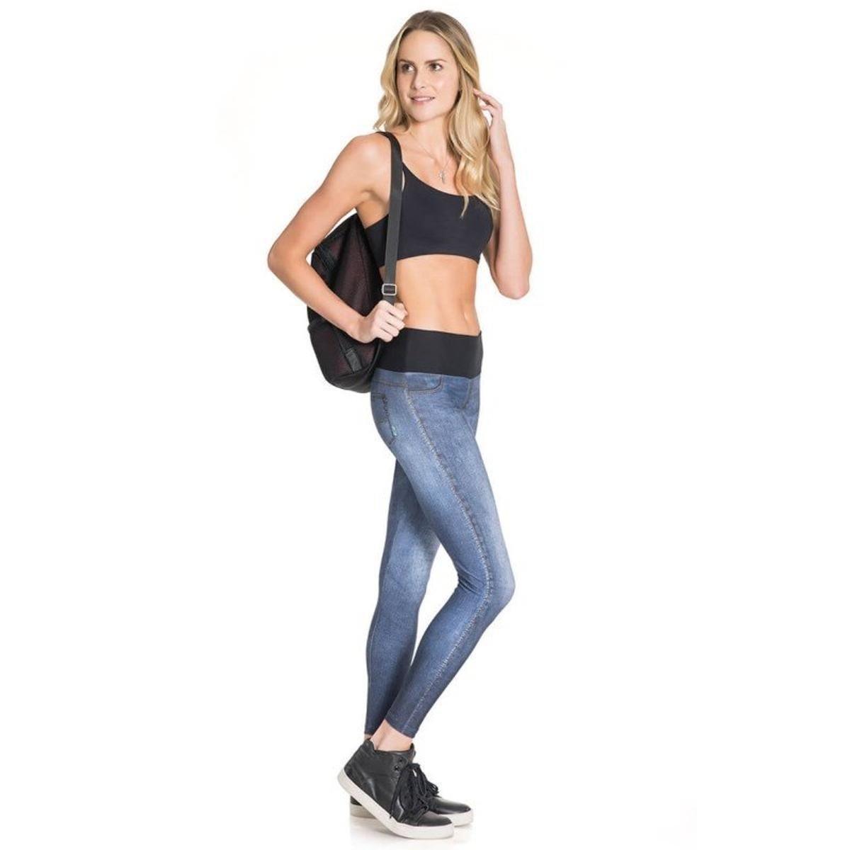 Calça Legging Jeans Boost Wash Live - Compre Agora  6339fc5d509f4