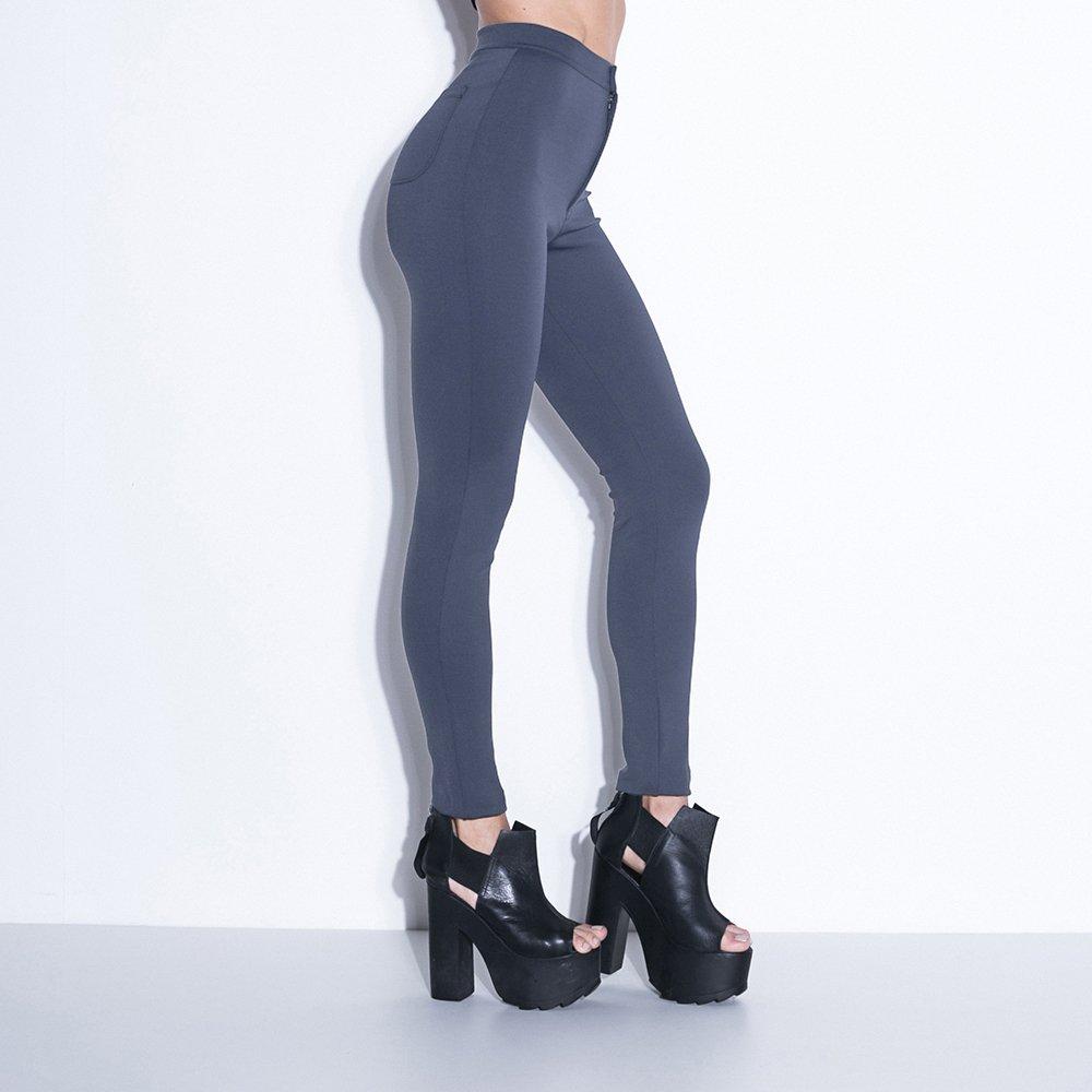 Pants Calça Labellamafia Calça Cinza Disco Legging Gray Legging vw8q81