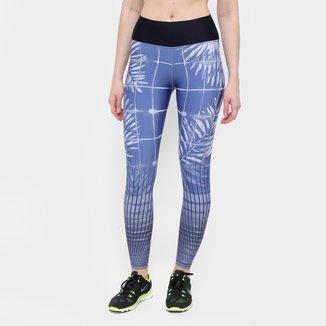 Calça Legging Live! Fuso Jeans Jurerê Dupla Face Feminina