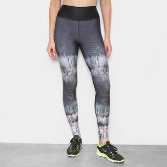 Calça Legging Live! Fuso Rever Jeans Fusion Feminina