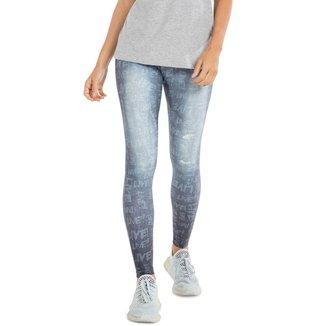 Calça Legging Live! Jeans ! Jeans Feminina