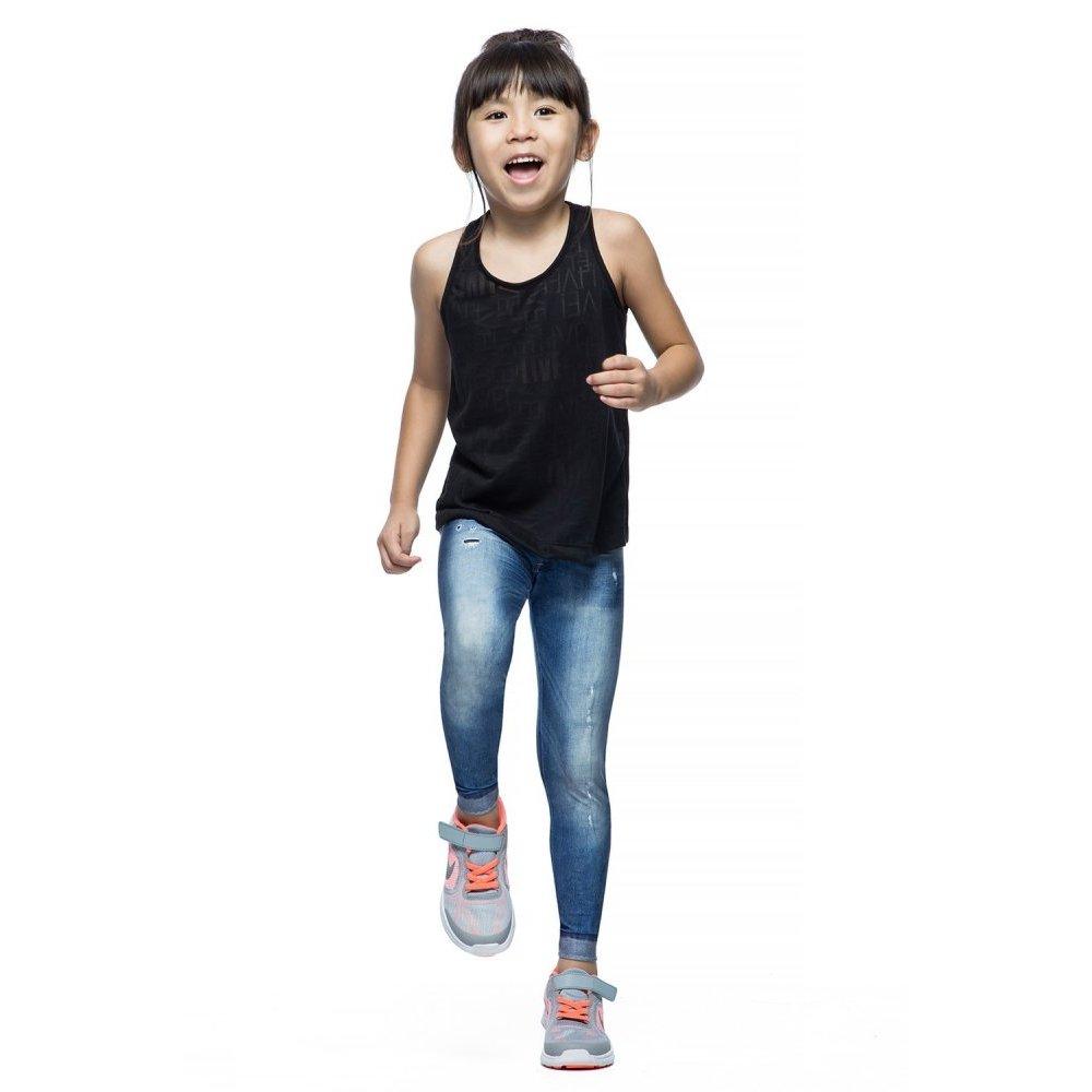Legging Live Calça Azul Infantil Live Jeans Legging Calça U7tPw