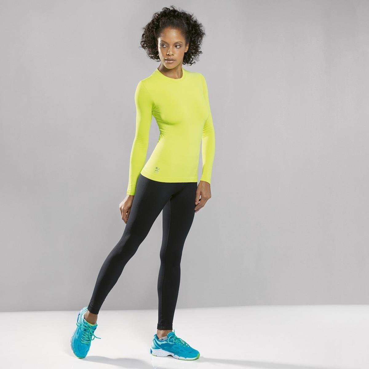 Calça Legging Lupo Sport Com Proteção Uv50+ - Compre Agora  22191595951b0