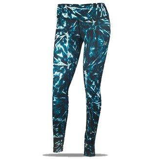 Calça Legging New Balance Accelerate Feminino - Estampada P