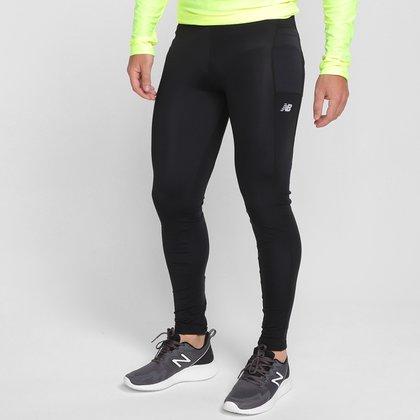 Calça Legging New Balance Accelerate Masculina