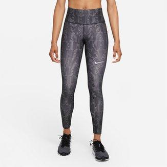 Calça Legging Nike Df Run Dvn Fast Tgt Feminina