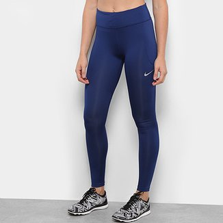 Calça Legging Nike Fast Tight Mr Feminina