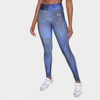 Calça Legging Oakley Mod Blur Feminina