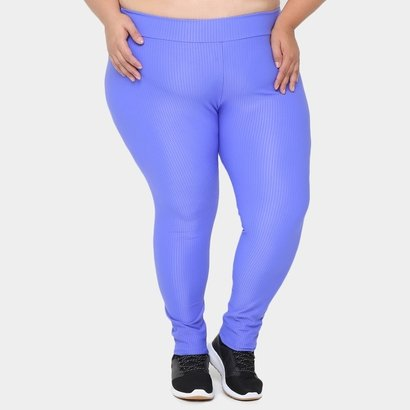 Calça Legging Plus Size Fila Feminina