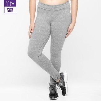 Calça Legging Plus Size Fila NS Feminina