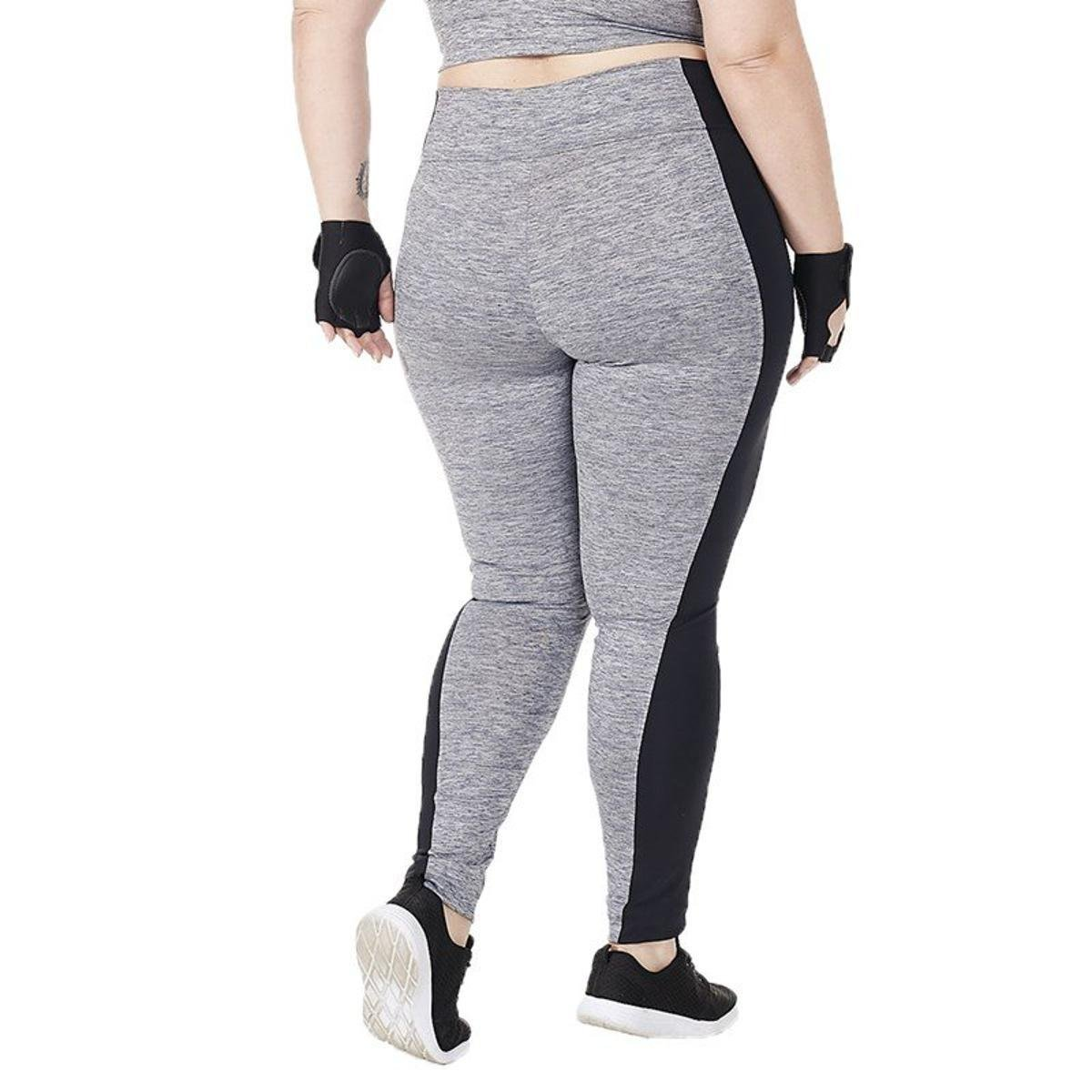 Size Calça Size Moviment Calça Cinza Legend E Legging Plus Legend Plus Legging wCqHZqO