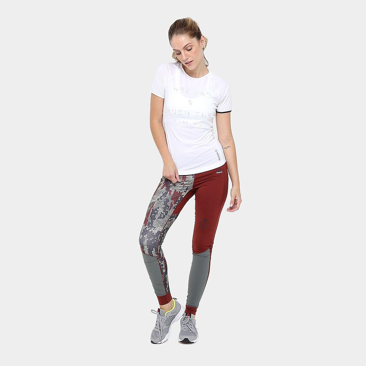 9c20afc978 Calça Legging Reebok Compressão Sr Feminina - Compre Agora