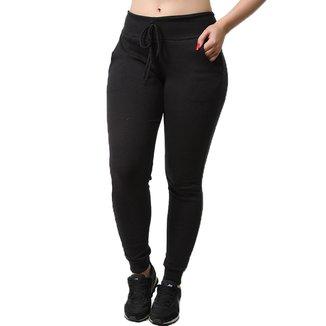 Calça Legging Ribana com Bolso Galvic Feminina