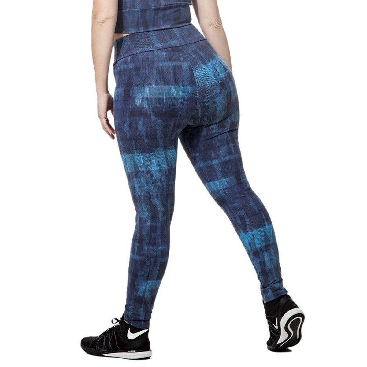 e Marinho Legging Calça Plus Azul Movimento Supplex amp; Cia 8d0qwd