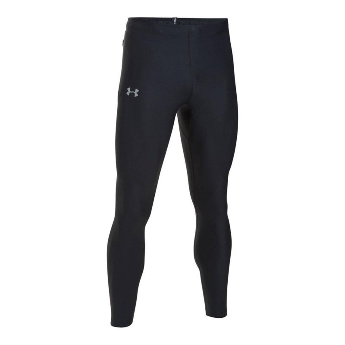 50a5533a19b Calça Legging Under Armour Run True Heatgear Tigh Masculina - Preto -  Compre Agora