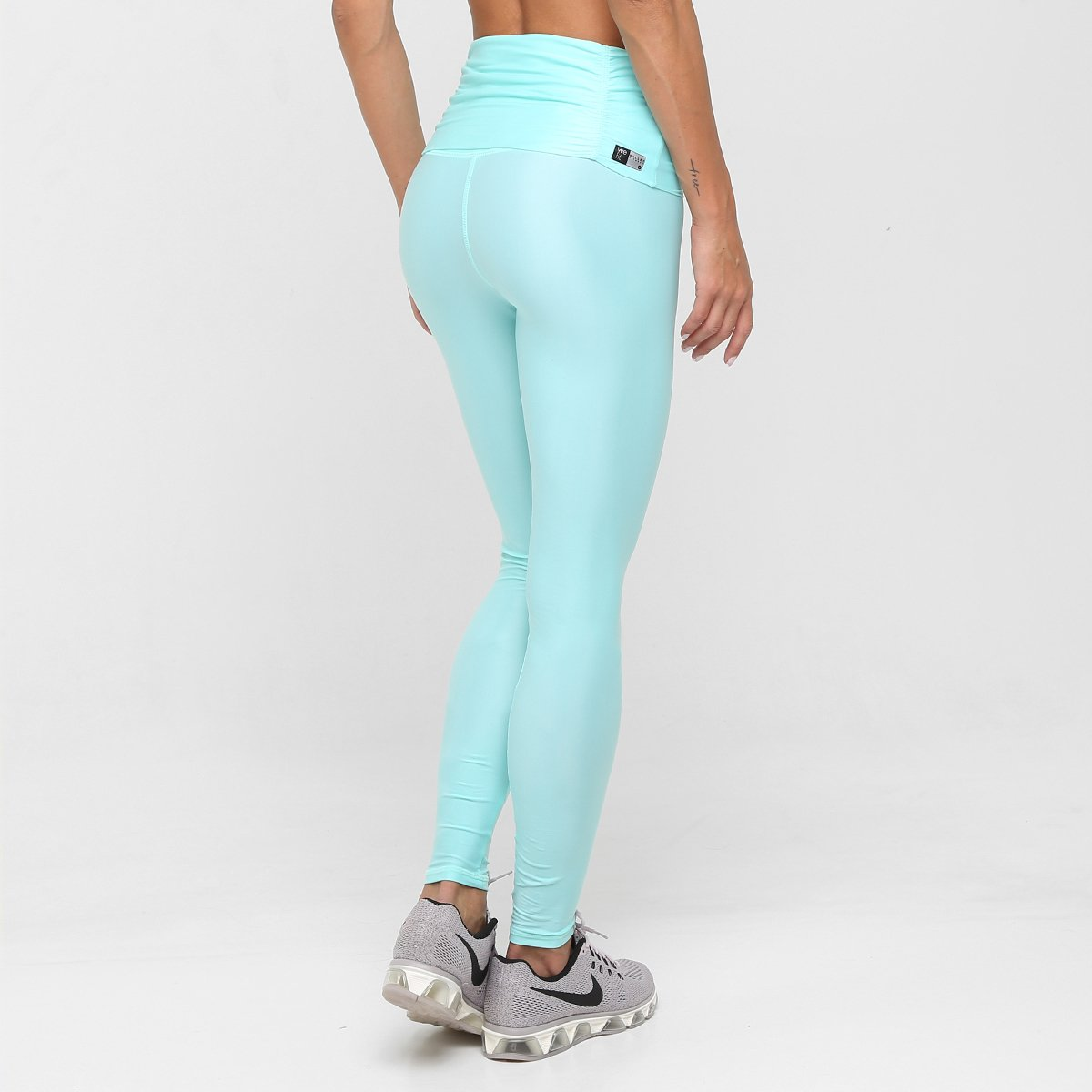 Calça Demi Feminina We Legging Claro We Legging Calça Fit Azul rqTrwYF
