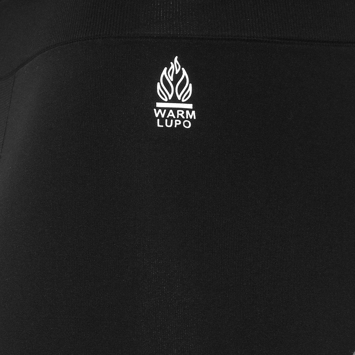 Calça Lupo Underwear Warm Masculina - Preto - Compre Agora  d52f39b658adf