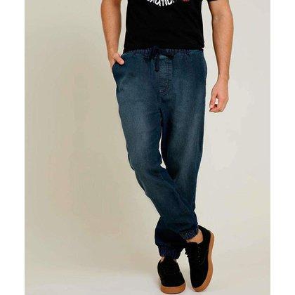 Calça Masculina Jeans Jogger MR - 10046913777