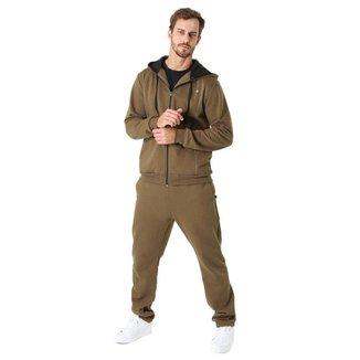 Calça Masculina Moletom com bolso Traseiro Masculino