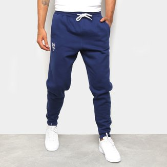 Calça Moletom Jogger MLB New York Yankees New Era Masculina