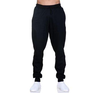 Calça Moletom Jogger Slim Fit Club 21 Masculina