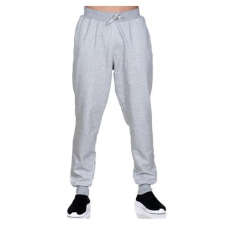 Calça Moletom Jogger Slim Fit Club 21 Masculina