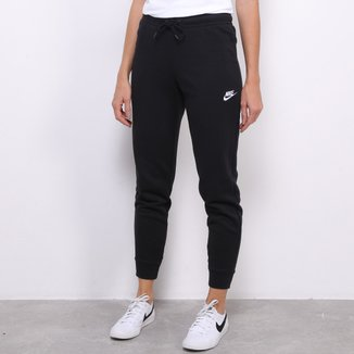 Calça Moletom Nike NSW Essentil Pant Tight Feminina