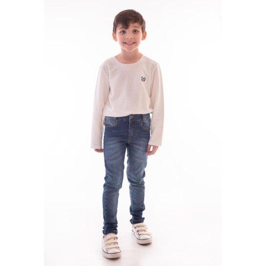 Calça MRX Jeans - Azul