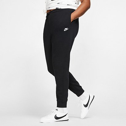 Calca Nike NSW Sportswear Essential Plus Size Feminina