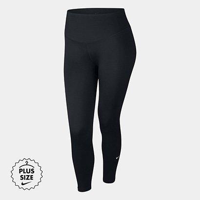 Calça Nike One Tight Plus Size Feminina - Feminino