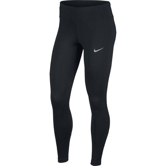Calça Nike Racer Tght Feminina - Preto