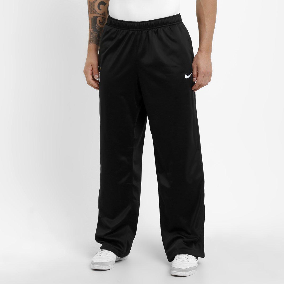 Calça Nike Santos Viagem 12 13 - Compre Agora  8acf5207d2bf5