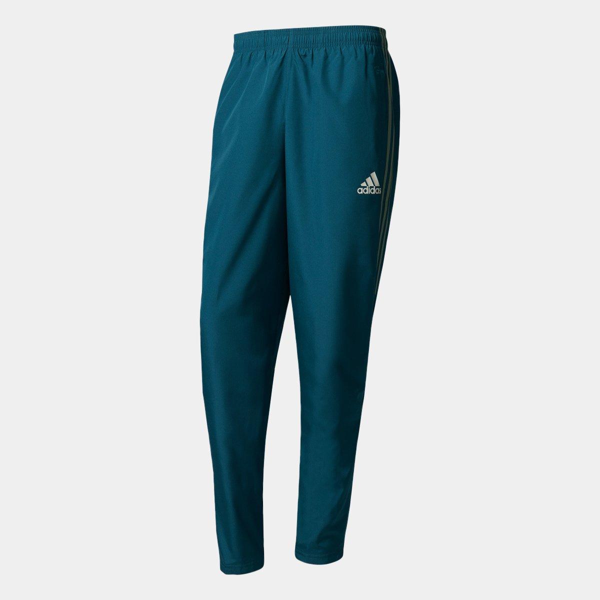 Calça Palmeiras Adidas Viagem 17 18 Masculino - Compre Agora  6312b2d0d1b02