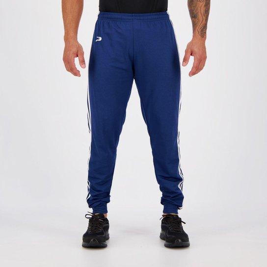 Calça Placar Masculina - Azul