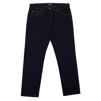 Calça Plus Size Dark Blue Jeans Billabong