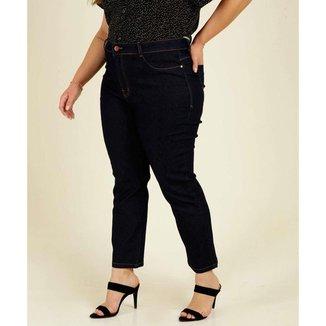 Calça Plus Size Feminina Jeans Skinny - 10047013513
