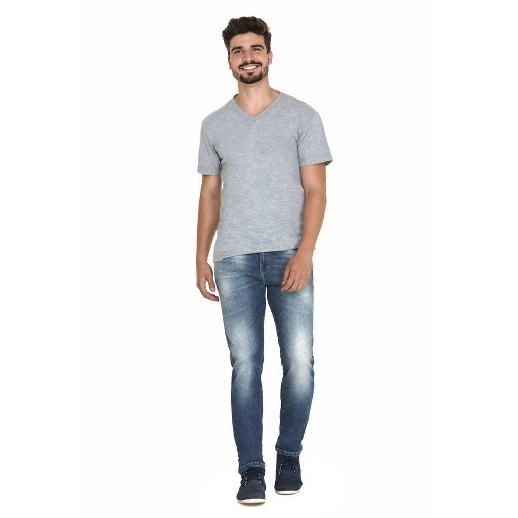 6a8fd51b3 Calça Skinny Eventual Masculina - Compre Agora