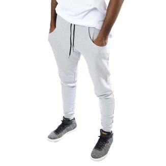 Calça Skull Clothing de Moletom Jogger Masculina