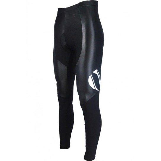 Calça Ss Fun Skin Ciclismo Preta/branca para Ciclismo - Preto   Netshoes