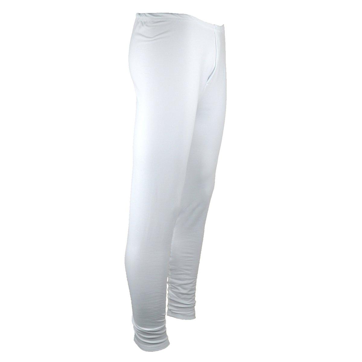 Calça Térmica Segunda Pele Thermo Premium Masculina - Branco ... 888b08a01656c