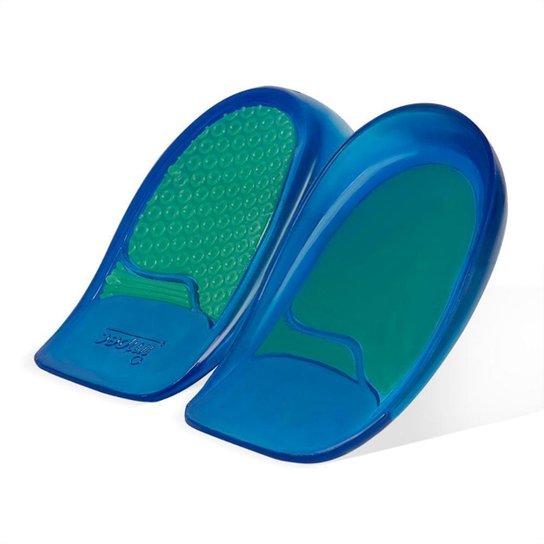 Calcanheira Impulse Anti-Impacto Impec - Azul