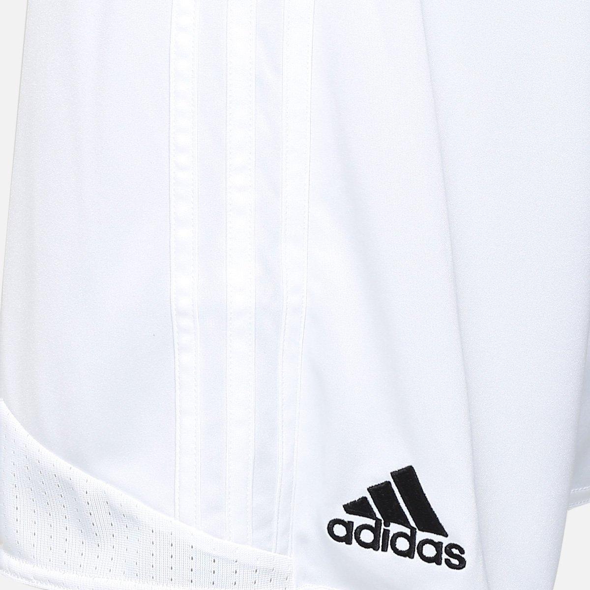 Calção Adidas Regista 16 Masculino - Branco - Compre Agora  b0ed48c0a9efe