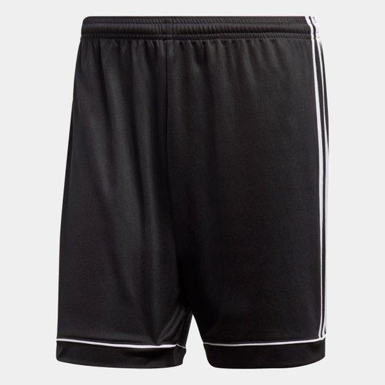 Calção Adidas Squadra 17 Masculino - Preto