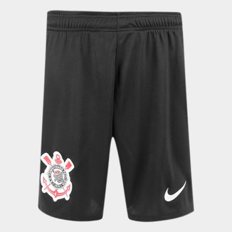 Calção Corinthians I 21/22 Nike Masculino