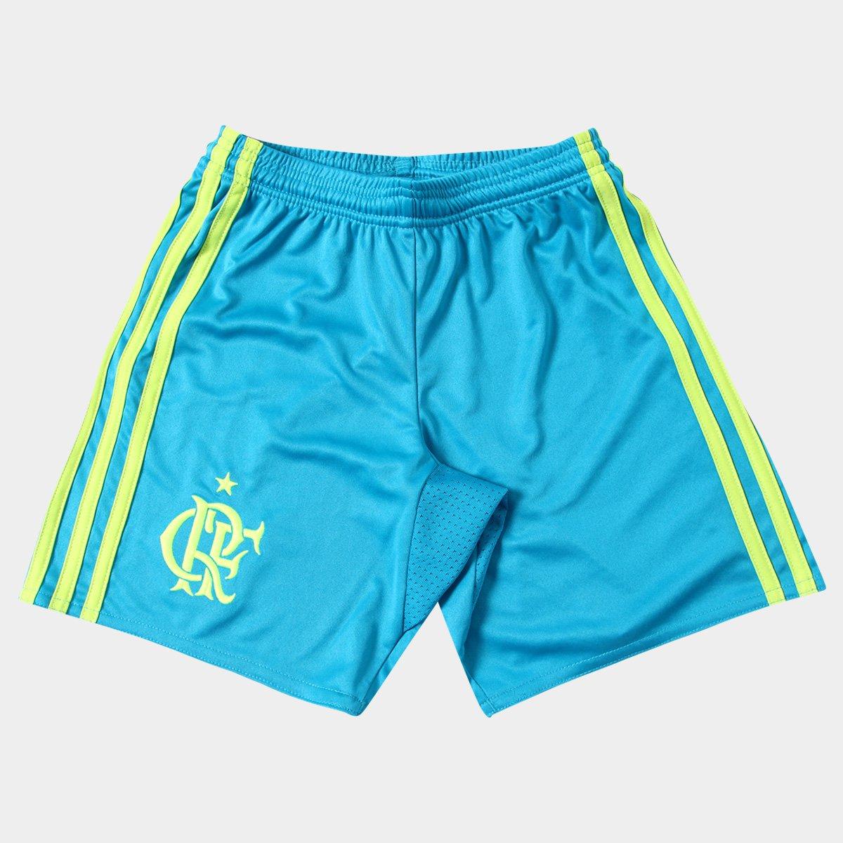 f862669708 Calção Flamengo Infantil Goleiro 2016 Adidas - Compre Agora