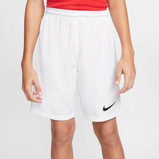 Calção Juvenil Nike Park III Dri-Fit